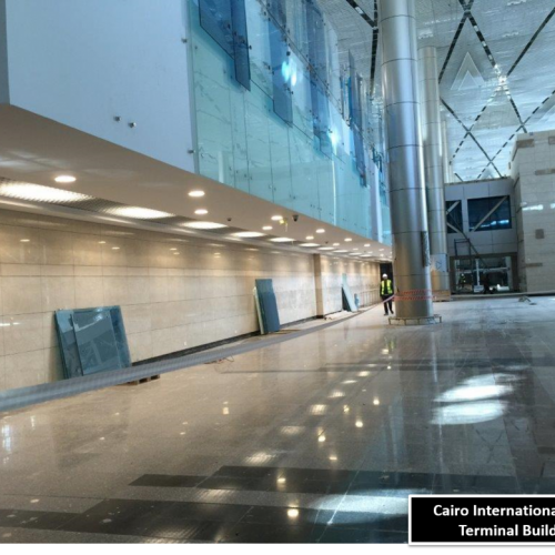 Cairo International Airport Terminal Building 2